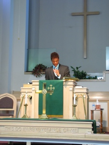 Caleb Owens - First Youth Sunday
