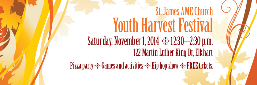 Youth Harvest Festival 2014