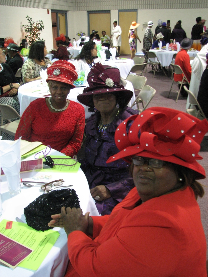 Big Hat Brunch 2015